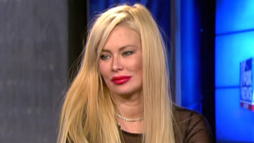 Jenna Jameson seemed disoriented and had a hard time answering some questions