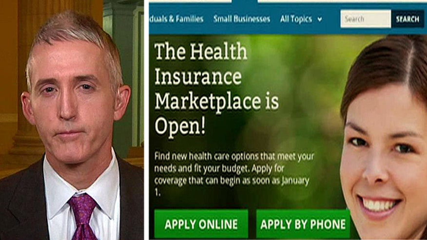 House Oversight Committee wants answers on web development of botched ObamaCare site