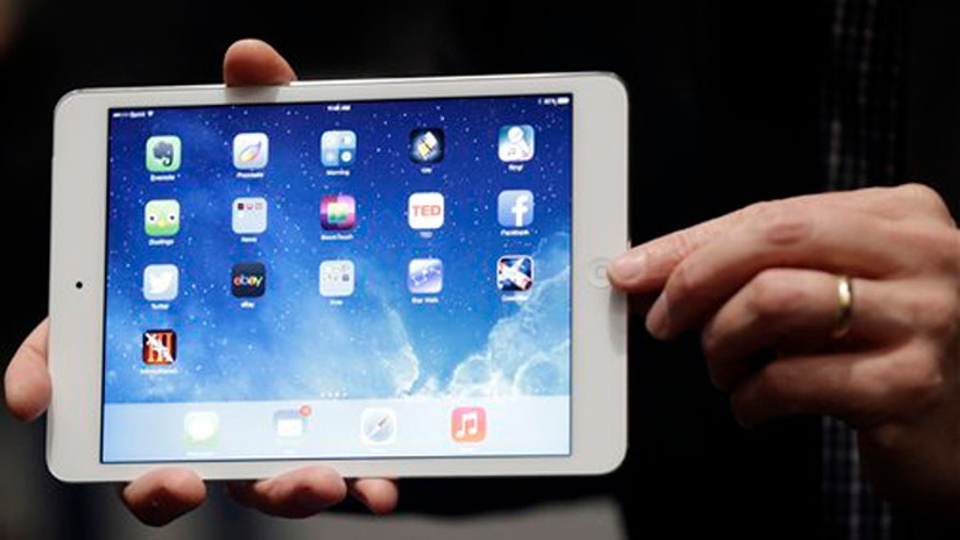 Tech Take: Clayton Morris demos Apple's brand new iPad Air and iPad Mini