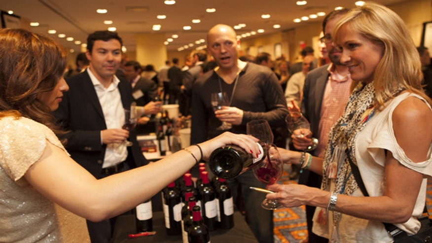 Executive Editor of Wine Spectator Magazine, Tom Matthews talks about the annual Wine Experience, and how quickly the tickets sold out this year. All wine is donated, and all proceeds go to charity.