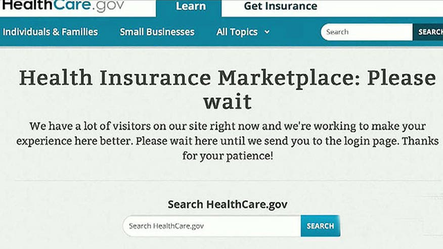 Report: Small-scale test crashed healthcare.gov prior to launch