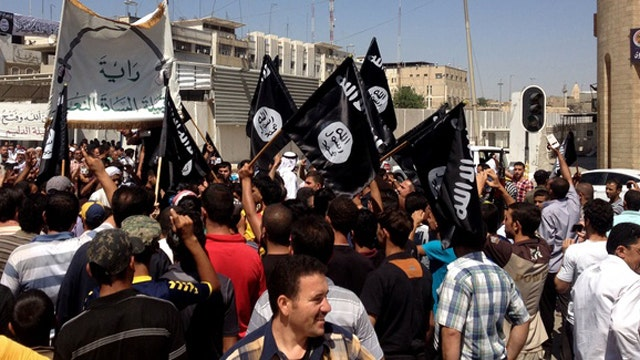 How can US officials track ISIS sympathizers?