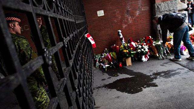 Is tragedy in Ottawa linked to ISIS?