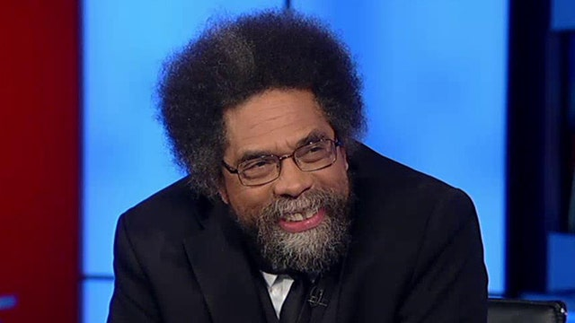 Exclusive: Cornel West reacts to controversial political ads