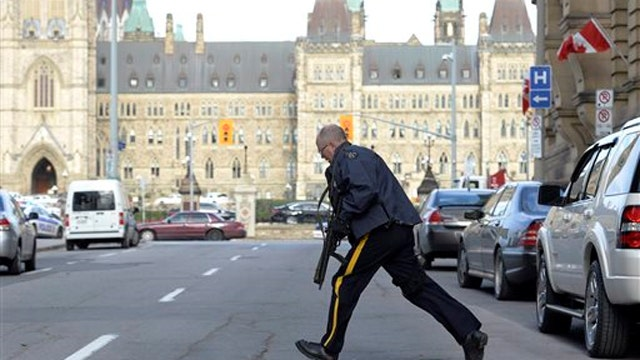 Police searching for 'multiple' shooters in Ottawa