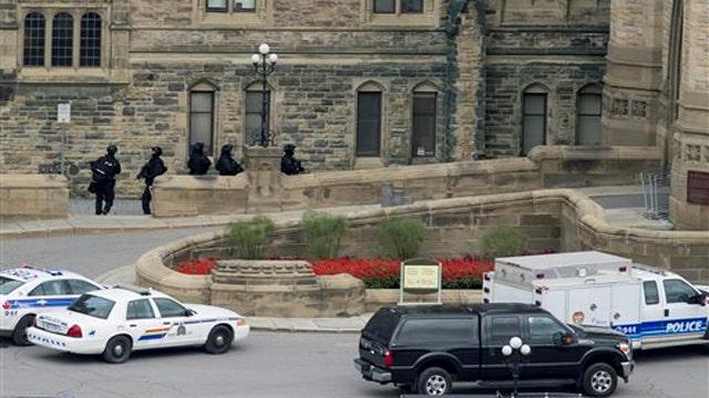 Eyewitness describes carjacking outside Ottawa parliament