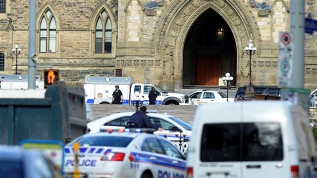 Canadian member of Parliament on chaos of shootings