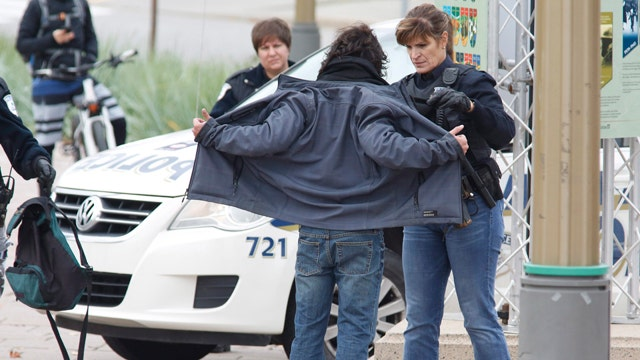 Eyewitnesses describe attack in Canada
