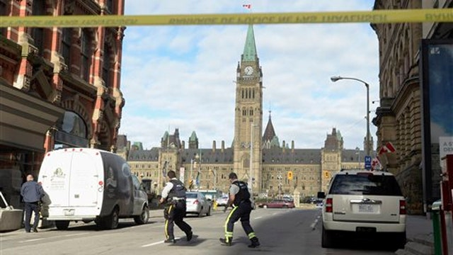FBI is assisting Canadian authorities amid Parliament attack