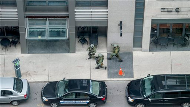 Reported spike in ISIS-related chatter before Canada attacks