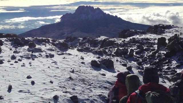 Inside Jon Scott's charity trip to top of Mount Kilimanjaro