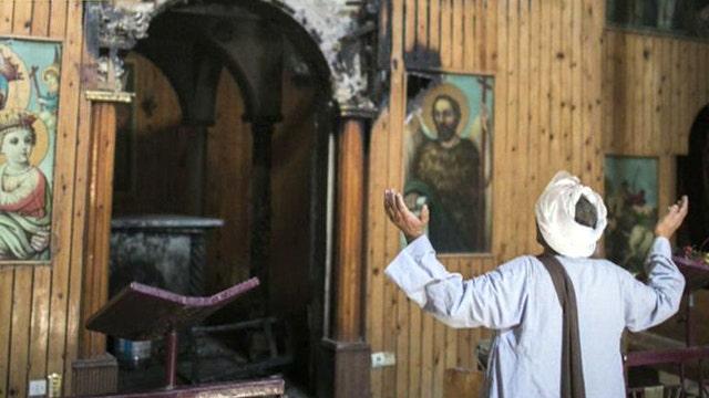 Senators push for US response to Christian attacks in Egypt