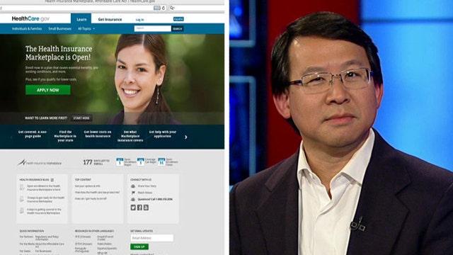 Tech expert calls ObamaCare site an 'awful' process