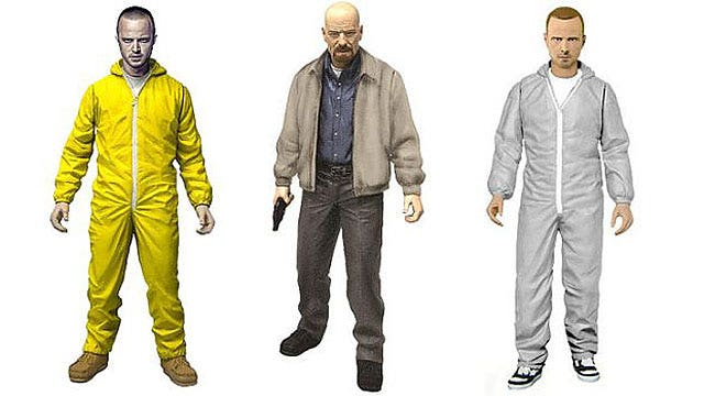 Mom furious over sale of 'Breaking Bad' dolls