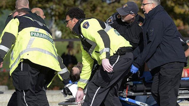 Deadly shooting spree causes chaos in Ottawa