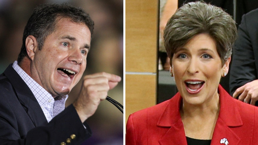 Jessica Tarlov and Thomas Basile on close contest between Republican Joni Ernst and Democrat Bruce Braley
