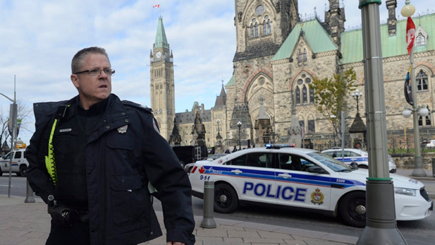 David Lee Miller reports from Ottawa