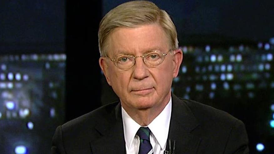SR Panelist George Will on Obamacare rollout