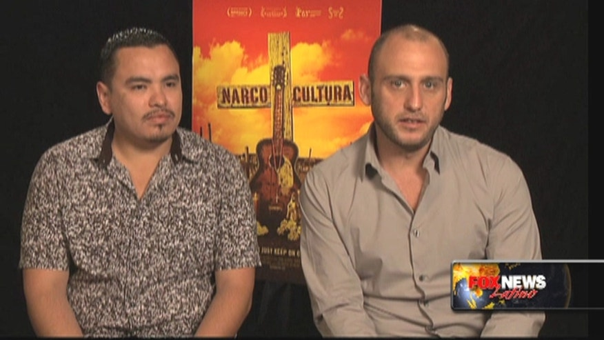 Filmmaker Shaul Schwarz and musician Edgar Quintero talk about 'Narco Cultura,' their new documentary that chronicles pop culture within the drug war.