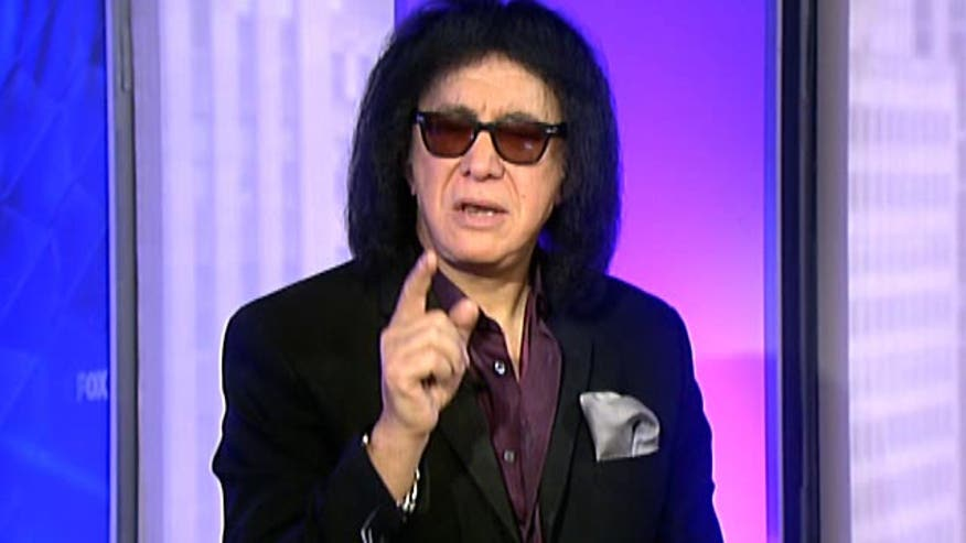 KISS rocker Gene Simmons says women should assume the worst and prepare themselves accordingly