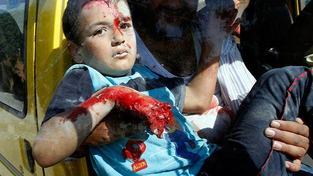 Is there a case for Syrian war crimes?