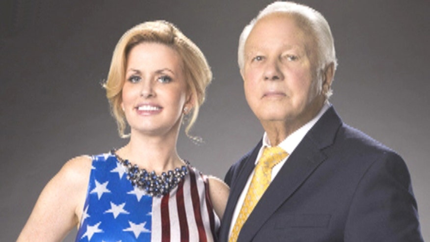 Disgraced governor and much younger wife in new reality show 'The Governor's Wife'