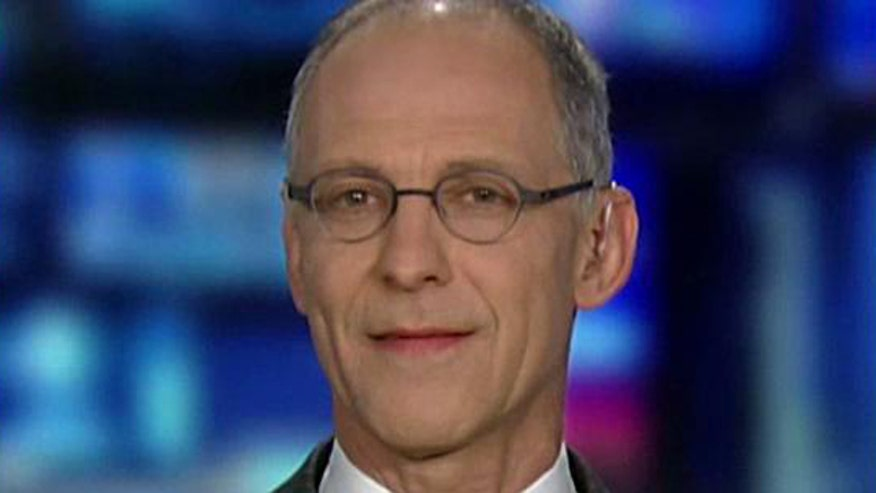 Dr. Ezekiel Emanuel talks challenges facing the law