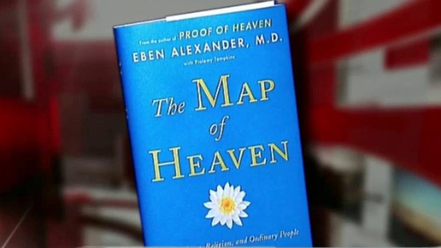 Dr. Eben Alexander talks new book 'The Map of Heaven'