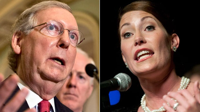 2014 midterm race heats up