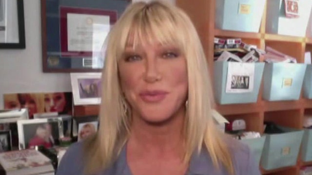 Suzanne Somers on 'A Health You'