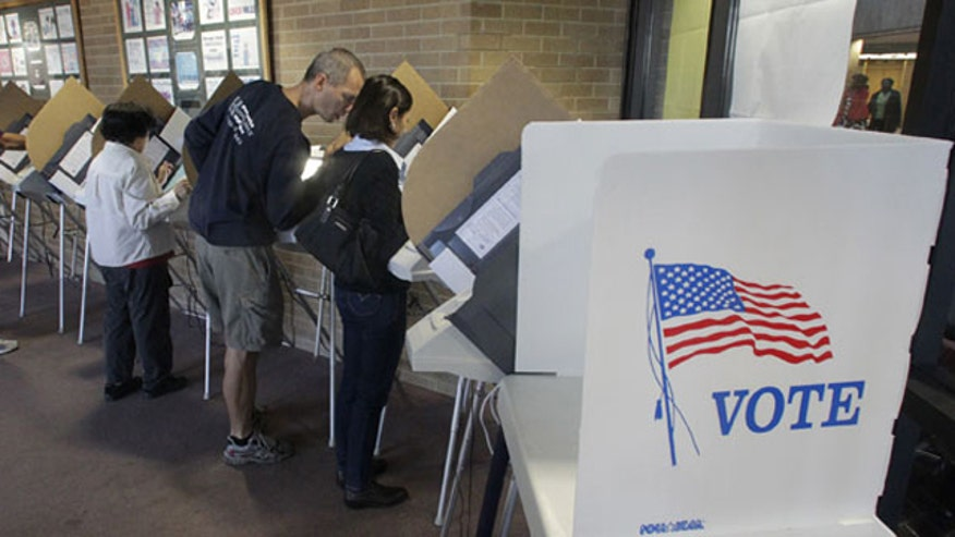 Colby College Prof. Dan Shea on a new voting pattern in U.S. elections
