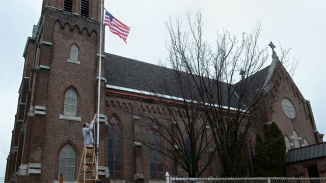 A look at government intrusion on churches