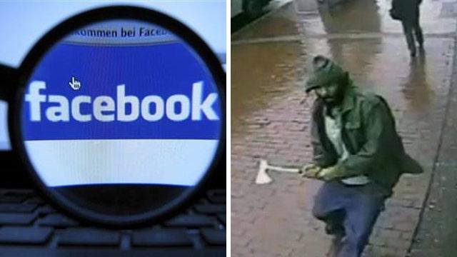 Facebook: Clues for terrorism?