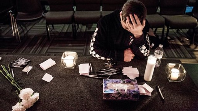 Native American tribe grieves over school shooter's actions