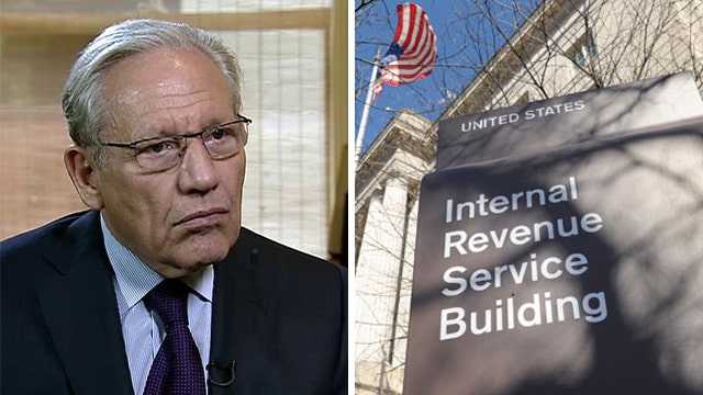 Woodward: Investigate the IRS