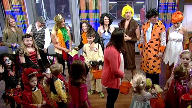 'Fox & Friends' Halloween parade
