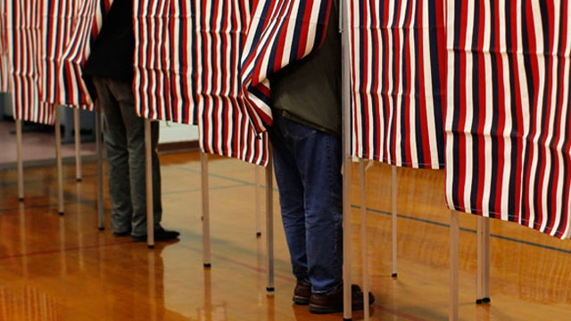 Large numbers of non-citizens voting in US elections