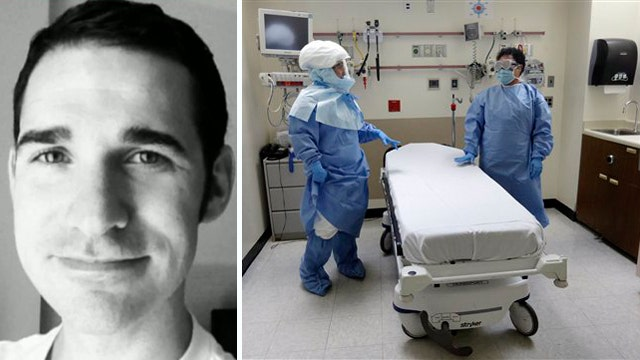 NYC doctor battling Ebola in serious but stable condition