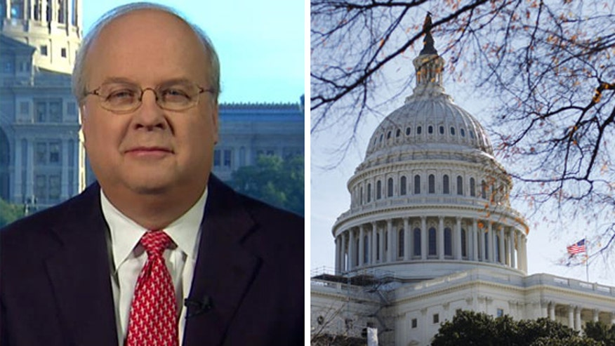 Karl Rove breaks down latest polling
