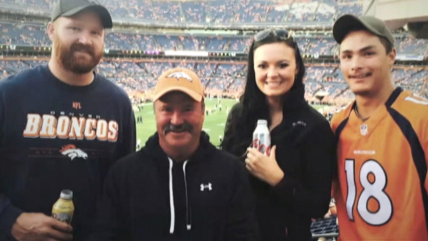 Dad vanishes after son stepped away at game