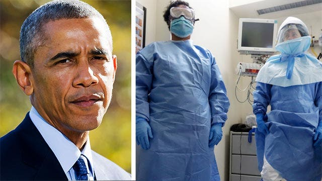 Internal memo pushes bringing non-citizens to US for Ebola treatment; State denies plan