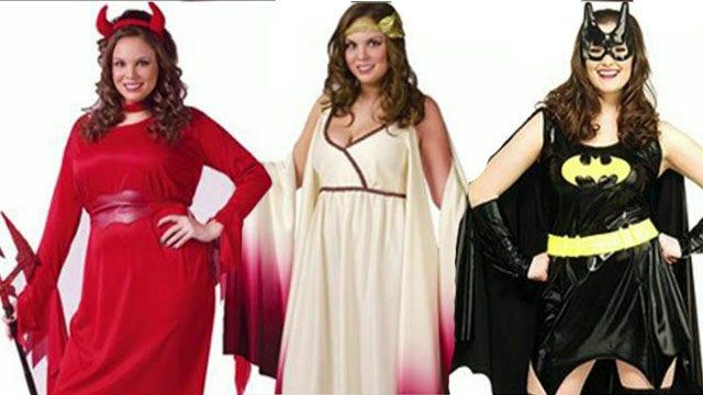 Uproar after Walmart advertises 'fat girl' costumes online