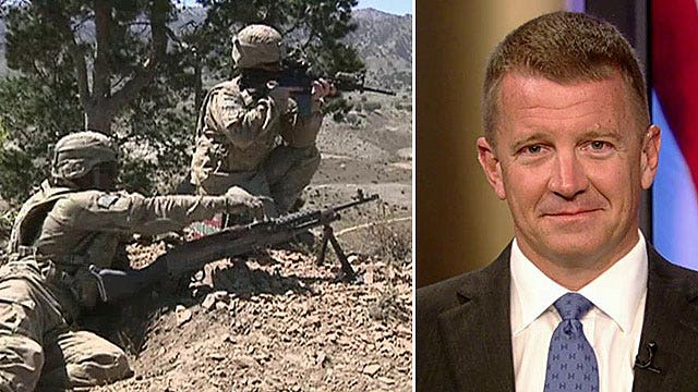 Erik Prince reacts to conviction of 4 Blackwater contractors