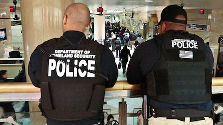 DHS steps up protection over terror concerns