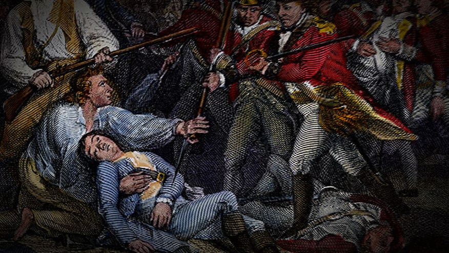 Brian Kilmeade investigates the mystery of America's first female spy in his book 'George Washington's Secret Six: The Spy Ring That Saved the American Revolution'