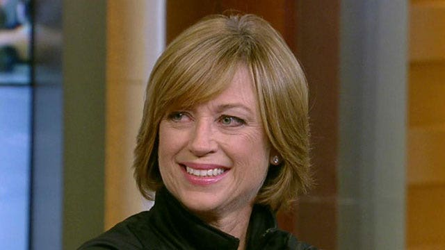 Dorothy Hamill Wants You To Get Moving