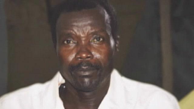 Filmmaker plans mission to track down Joseph Kony