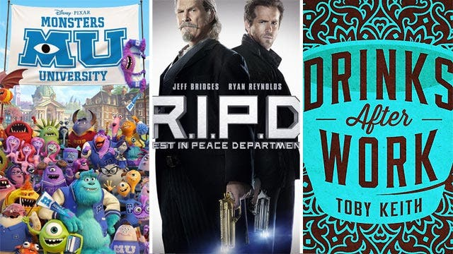 Movies and music released this week: 10/28