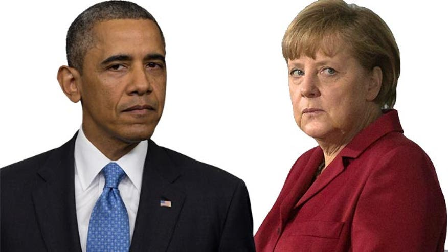 Aaron David Miller reacts to U.S. allegedly conducting surveillance on Angela Merkel