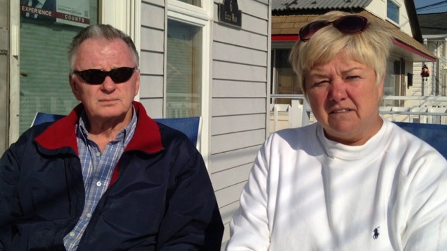 Breezy Point locals on rebuilding efforts after hurricane